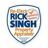 Rick Singh For Orange County Property Appraiser
