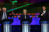 democratic debates 2015