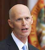 Florida's Gov. Rick Scott