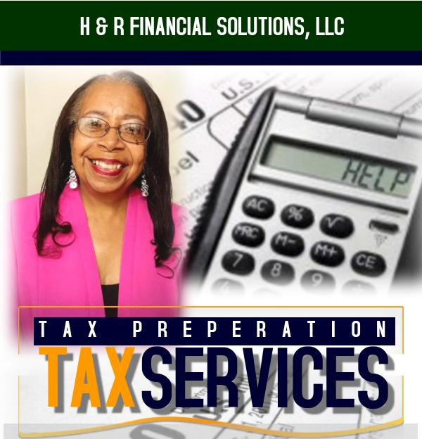 H & R Financial Solutions-Professional Tax Preparers