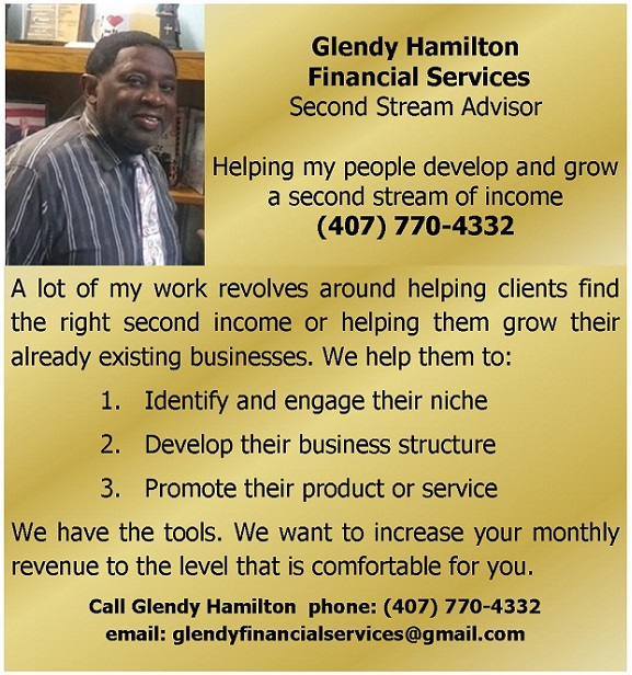Glendy Hamilton Financial Services